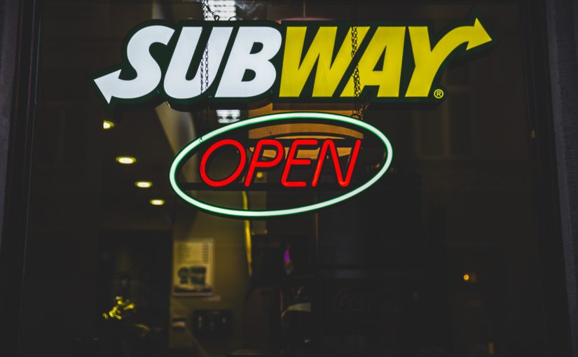 subway kupony